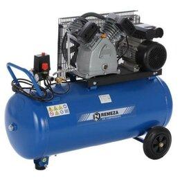 Воздушные компрессоры - Компрессор поршневой 420 л/мин, 220 В, Ремеза…, 0