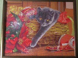 Картины, постеры, гобелены, панно - Алмазная мозаика Paintboy готовые, 0