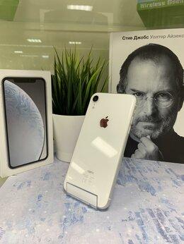 Мобильные телефоны - IPhone XR 128GB Silver, 0
