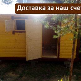 Готовые строения - Мобильная баня 4 на 2,25 метров, 0