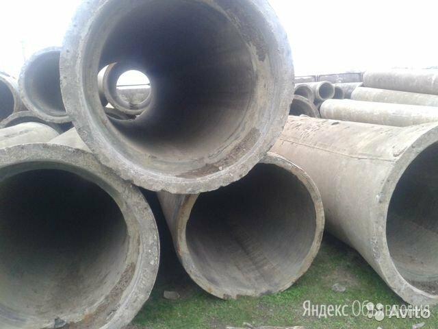 Бетонная труба 900 мм, железобетонная по цене 20000₽ - Железобетонные изделия, фото 0