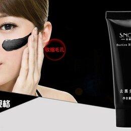 Маски - Угольная маска Snazii 60 грамм, 0