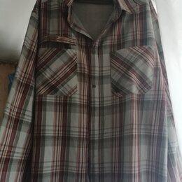 Рубашки -  Утепленная рубашка на флисовой подкладке QUTVETURE , 0