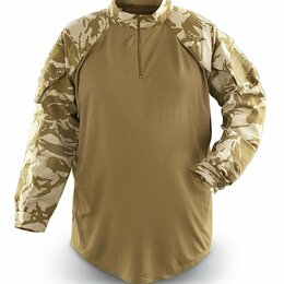 Военные вещи - Combat shirt/боевая рубашка Desert DPM, Англия, 0