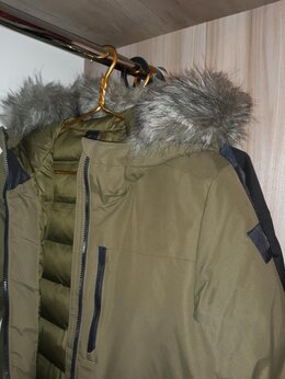 Куртки и пуховики - Парка адидас наверное на подростка, 0