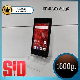 Мобильные телефоны - Смартфон DIGMA VOX V40 3G, 0