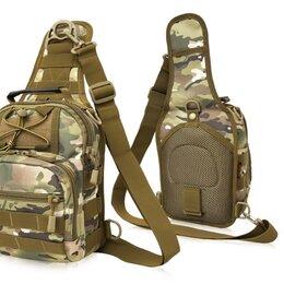 Рюкзаки - тактическая сумка-однолямочник, 0