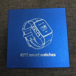 Умные часы и браслеты - Часы GPS Smart Watch D99+ с сим-картой, 0