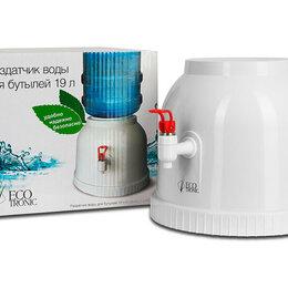 Кулеры для воды и питьевые фонтанчики - Раздатчик воды Ecotronic L2-WD, 0