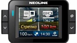 Видеорегистраторы - Видеорегистратор с радар-детектором Neoline…, 0