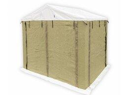 Тенты строительные - Палатка сварщика 2.5х2.0 (ПВХ+брезент)   , 0