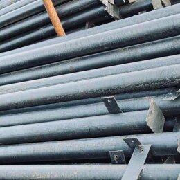 Заборы, ворота и элементы - Продаются металлические столбы Великий Новгород, 0