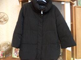 Куртки - куртка на синтепоне(черная)44-46, 0