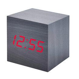 Часы настольные и каминные - Часы электронные   USB. 869-1 (красн.цифр)(…, 0