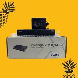 Проводные роутеры и коммутаторы - Маршрутизатор ZYXEL Prestige 791R EE, 0