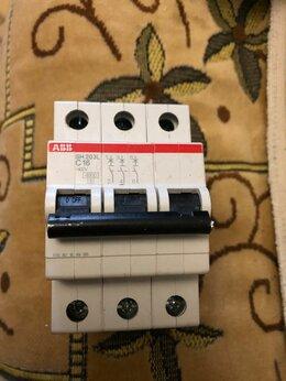 Защитная автоматика - Автомат ABB C16 SH203L б/у, 0
