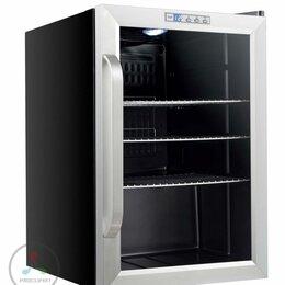 Холодильные шкафы - Холодильный шкаф Gemlux GL-BC62WD витринного типа, 0