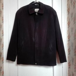 "Куртки - Мужская осенняя куртка ""Poetic"" размер 52, 0"