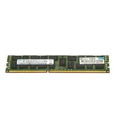 Модули памяти - 500662-B21/501536-001 Модуль памяти 8Gb HPE DIMM PC3-10600R 240-pin DDR3..., 0