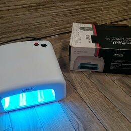 Аппараты для маникюра и педикюра - Уф-лампа для полимеризации гелей, 0