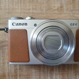 Фотоаппараты - Фотокамера Canon powershot g9x, 0