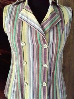 Блузки и кофточки -  Рубашка льняная, 0