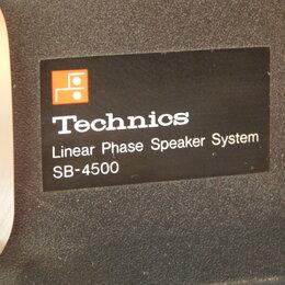 Акустические системы - акустика Technics SB-4500, 0