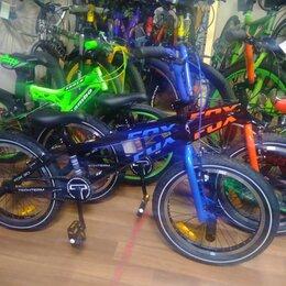 """Велосипеды - Велосипед bmx Tech Team Fox 20"""", 0"""