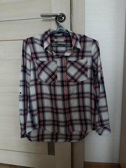 Блузки и кофточки - Рубашка в клетку, 0