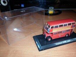 Модели - Коллекционная модель автобуса Leyland RTW 1957, 0