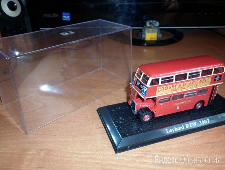 Коллекционная модель автобуса Leyland RTW 1957 по цене 500₽ - Модели, фото 0