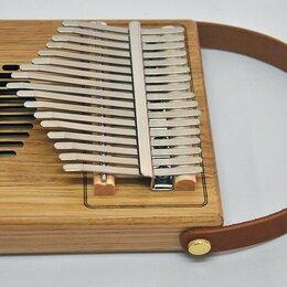 Щипковые инструменты - Мозеръ KMT-4 Требл Radio Калимба резонаторная, 17 язычков, дуб, 0
