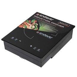 Плиты и варочные панели - Плитка индукционная Endever Skyline IP-51, 0