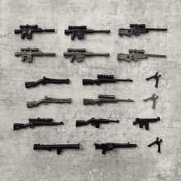 Конструкторы - Оружие для лего мини-набор, 0