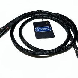 Кабели и разъемы - Межблочники, аудио-кабели, RCA, Hi-End, 0