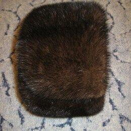 Головные уборы - Норковая шапка, 0