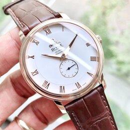 Наручные часы - Omega De Ville Prestige Co-Axial Small Seconds Rose Gold 39mm 4614.30.02, 0