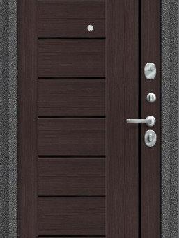 """Входные двери - Дверь входная """" 109.П29 Антик Серебро/Wenge…, 0"""
