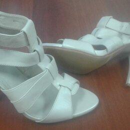 Босоножки - Летние туфли на шпильке, 0