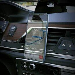 Держатели для мобильных устройств - Авто держатель  магнитный на воздуховод (S49), 0