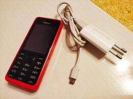 Мобильные телефоны - Nokia 301 Dual Sim Red/Black 3G РосТест, 0