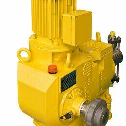 Промышленные насосы и фильтры - Насос дозирующий Primeroyal с гидравлическим приводом, 0