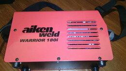 Сварочные аппараты - Инвертор Aiken Weld Warrior 180i (MMA/TIG LIFT), 0