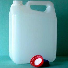 Ёмкости для хранения - Посуда Канистра б/у 10л пищевая белая ., 0