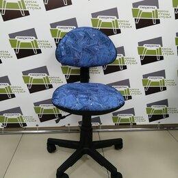 Компьютерные кресла - Кресло Стар(Логика), ткань, синий джинс, 0