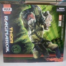 """Игровые наборы и фигурки - Новая Коллекционная Фигурка """"Thor Ragnarok - Hulk"""", 0"""