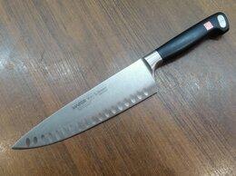 Ножи кухонные - Нож кухонный шеф Master line лезвие 20 см.…, 0