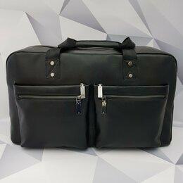 Дорожные и спортивные сумки - Мужская сумка дорожная, 0