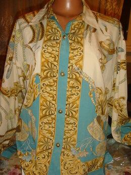 Блузки и кофточки - Блузка шелк Италия винтаж 90 х годов, 0