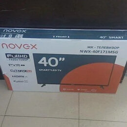 Телевизоры - Телевизор Novex NWX-40F171MSG Новый, 0